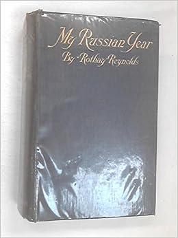 Book My Russian Year