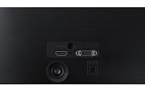 "Samsung S24F352 - Monitor de 24"" (Full HD, 4 ms, 60 Hz, LED, 16:9, 1000:1, 250 cd/m², 178°, HDMI, Base Redonda) Negro"