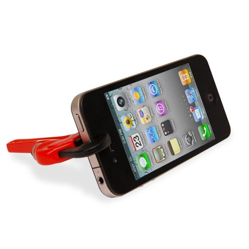 UK iWrench Mini Wrench Phone Stand Red Thumbs Up UK Retail Packaging Thumbsup UK