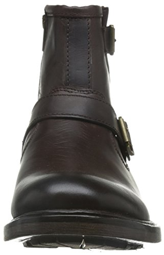 Base London , Herren Stiefel Braun braun Braun