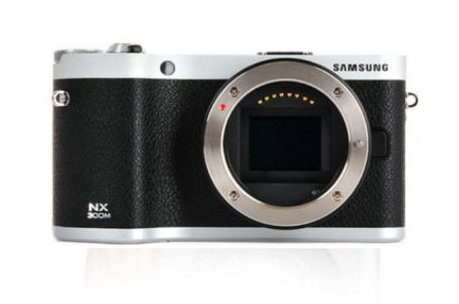 Samsung NX300M 20.3MP CMOS Smart WiFi & NFC Compact Intercha