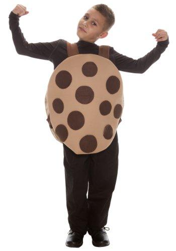 Big Boys' Child Cookie Costume Standard (Chips Halloween Costume)