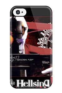 Hard Plastic Iphone 4/4s Case Back Cover,hot Hellsing Case At Perfect Diy 5843438K34317741