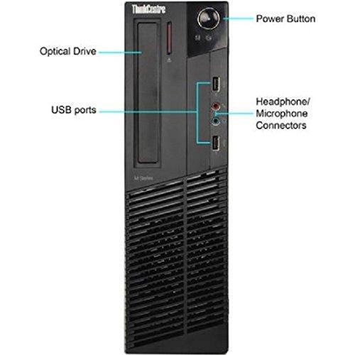 VARM82T Lenovo ThinkCentre M82 Tower Flagship Business Desktop Computer (Intel Quad-Core i5