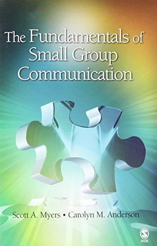 Fundamentals of Small Group (Communication Fundamentals)