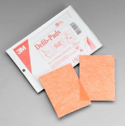 Defib Pads (3M Manual Defib Pads 2346N, Box/10)