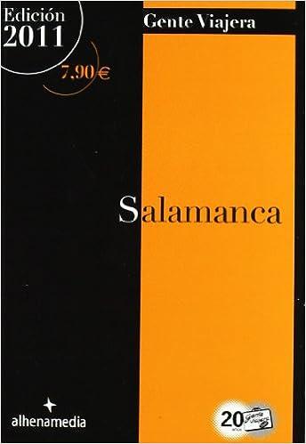 Amazon.com: SALAMANCA (GENTE VIAJERA 2011) (9788492963331 ...