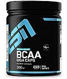 Esn BCAA Giga Caps, Standard, 300 capsules
