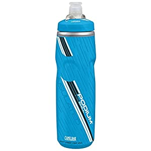 CamelBak Podium Big Chill Insulated Water Bottle, 25 oz, Breakaway Blue