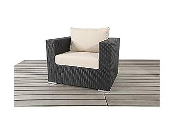 Oak Furniture House Sydney Urban Garden Möbel Single Rattan Sessel