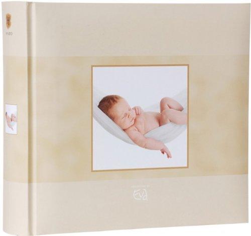 Album photo à pochettes HENZO EVA BORN 'sweetdreams'pour Bébés - Couleur: beige - pour 200 photos de 10 x 15 cm