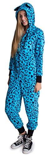 ragstock-womens-onesie-pajamas-large-blue-cheetah-0186
