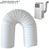 Jeacent Universal Exhaust Hose Portable Air Conditioner,6.25 Diameter 78 inch Length