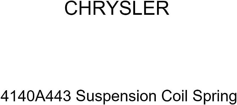 Genuine Chrysler 4140A443 Suspension Coil Spring