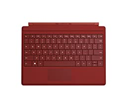 Microsoft Surface 3 Type Cover English US/Canada Hdwr, Red (A7Z-00005)