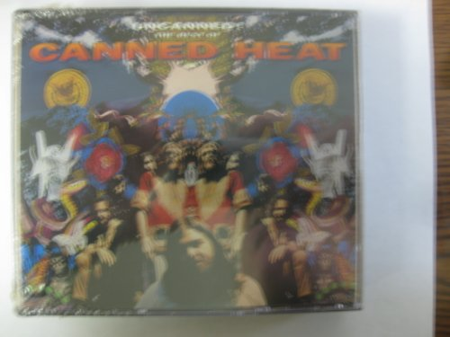 uncanned the best of canned heat - 2