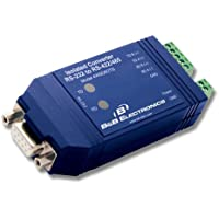 Converter with Female DB9 RS-232 Connector