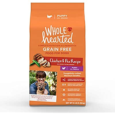 WholeHearted Grain Free Dry Puppy Food