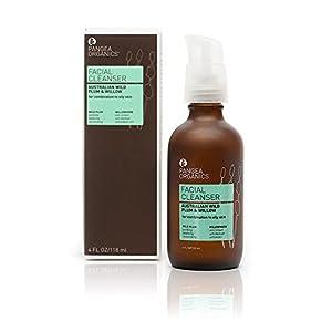 Facial Cleanser - Australian Wild Plum & Willow (Oily/Blemish) Pangea 4 oz Liquid by Pangea