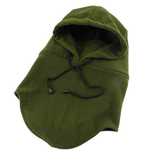 Hats for Men Winter Hat Face Mask Winter Mask Mens Hat Balaclava Face Mask  Green b3b06de4703