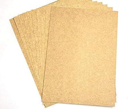 Cartón Kraft Papel A4 205 g / M2 (10ks), cartulina, Cartón Craft ...