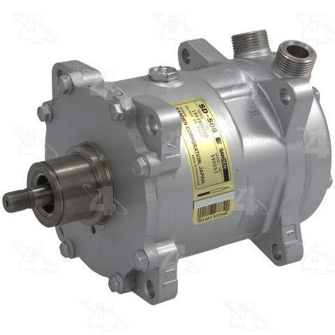 (Four Seasons 58046 New AC Compressor)