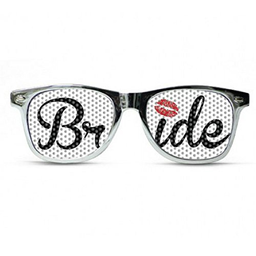 MyWed Style - Bride Kiss - Wedding Custom Sunglasses