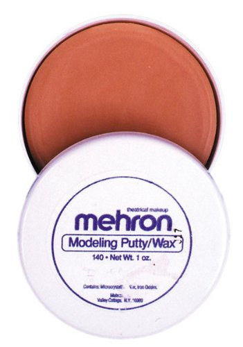 [Mehron Modeling Putty/Wax 1 oz] (Nose Putty)