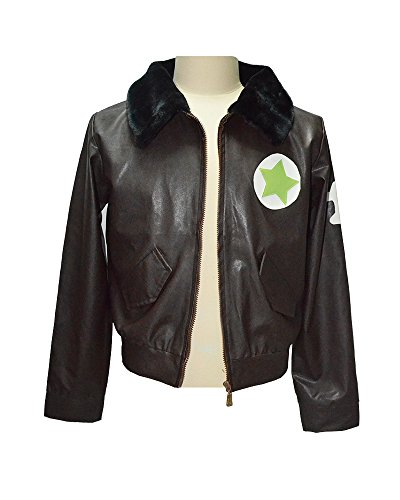 Miccostumes Mens Hetalia America Cosplay Jacket Outfits Medium -