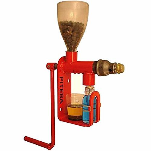 PITEBA(ピテバ)卓上油搾り機 手動式 ナッツオイルやシードオイルをご自宅で!