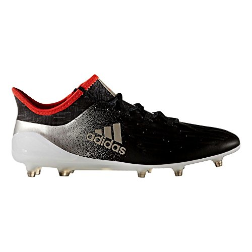 Adidas X 17.1 Womens Firm Ground Cleats [CBLACK] (8) by adidas