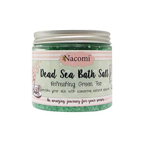 450g Tea - Nacomi Dead Sea Bath Salt Refreshing Green Tea 450g