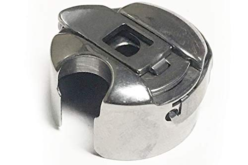 Juki Original Single Needle Sewing Machine Bobbin Case (Original Juki Part) Made In Japan (Sewing Juki Machine Bobbins)