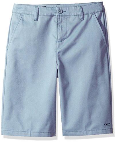 Oneill Kids Boys Shorts - O'Neill Big Boys' Contact Walkshort, Light Blue 17, 24