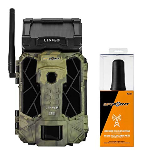 SPYPOINT Link-S Solar Cellular Trail Camera