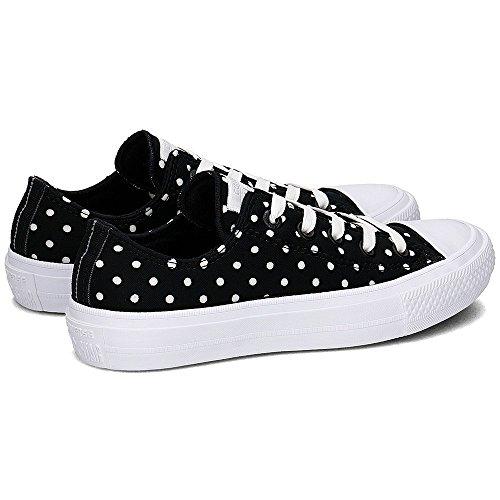 All Mode Ii Chuck Converse Star Low Noir Femme Baskets Noir Taylor 7qE6wwUF