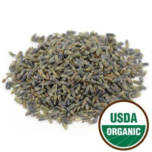 Starwest Botanicals Organic Dried Lavender Flowers - Select Grade - 1 Pound Bulk by Starwest Botanicals (Image #1)