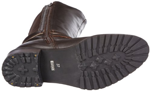 Buffalo Boots Braun 03 1732 Brown MILD Women's Testa COW London SLIGHTLY SqrCSx