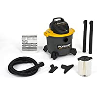 WORKSHOP Wet Dry Vac WS0910VA General Purpose Wet Dry Vacuum Cleaner, 9-Gallon Shop Vacuum Cleaner, 4.25 Peak HP Wet And Dry Vacuum