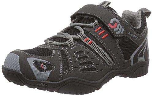 Scott Trail Unisex-Erwachsene Traillaufschuhe Schwarz (Black)