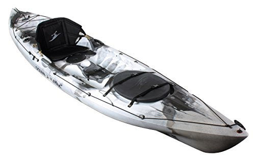 Ocean Kayak Prowler 13 Angler Sit-On-Top Fishing Kayak, Urban Camo