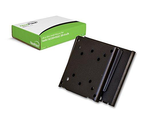 navepoint-ultra-slim-universal-wall-mount-bracket-for-seiki-se20hs02-20-inch-tv-new-black