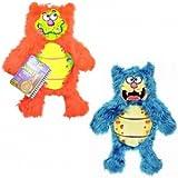 Heebie Jeebies Stuffing Free Dog Toy, My Pet Supplies