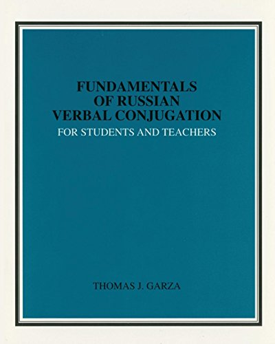 Fundamentals of Russian Verbal Conjugation for Students...