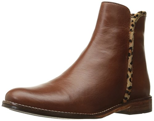 Ankle Bootie Women's Brown Dark Joules Westminster Owq0g