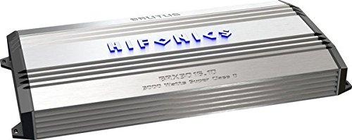 Hifonics BRX3016.1D Brutus Mono Super D-Class Subwoofer Amplifier, 3000-Watt ()