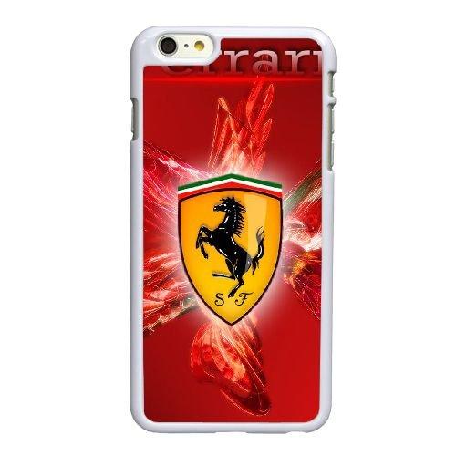 X4R32 F A5A1NM coque iPhone 6 Plus de 5,5 pouces cas de couverture de téléphone portable coque blanche FT4TVW1JP