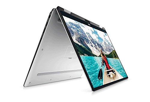 Dell XPS 13 9365 2-in-1 QHD+ (3200 x 1800) InfinityEdge Touch display 7th Gen Intel Core i7 16GB Ram 512GB SSD Finger print Reader Win 10 Pro (Certified Refurbished)