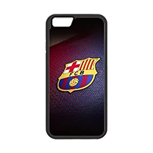 iPhone 6 Plus 5.5 Inch Cell Phone Case Black Barcelona Logo Emblem Sports JNR2069265