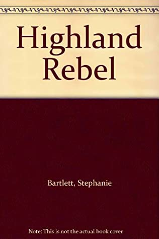 book cover of Highland Rebel